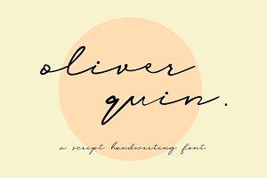 oliver quin