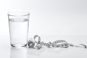 Pure water weight loss