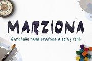 Marziona Pro Font