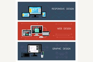 Web, Responsive and Graphic Design