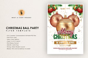 Christmas Ball Party