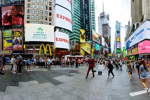 NEWYORK CITY Times Square