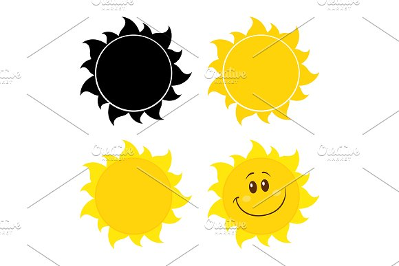 Yellow Simple Suns. Collection