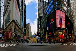 Panorama Times Square NY