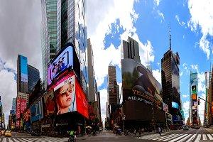 Panorama Times Square NYC