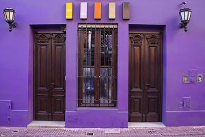 Buenos Aires, San Telmo district