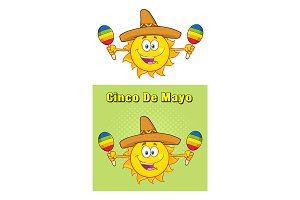Sun With Sombrero Collection
