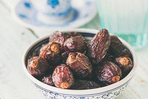 Traditional food for Ramadan iftar