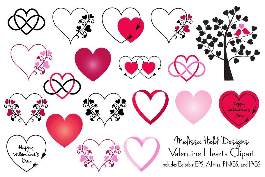 Valentine clipart heart, Valentine heart Transparent FREE for download on  WebStockReview 2020