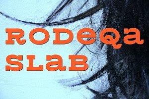Rodeqa Slab 4F Bold