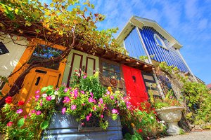 Beautiful Elora Streets, Canada
