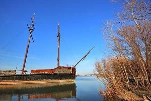 La Grande Hermine ship in Ontario