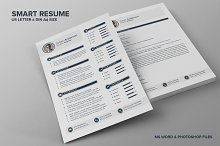 The Smart CV Resume - Julian