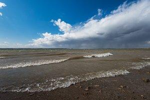 Gilevskoe reservoir is a reservoir