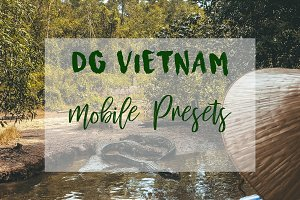 DG VIETNAM MOBILE PRESETS
