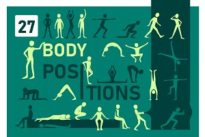 27 Body positions
