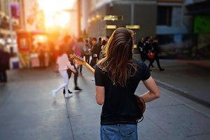 Toronto Street musicians