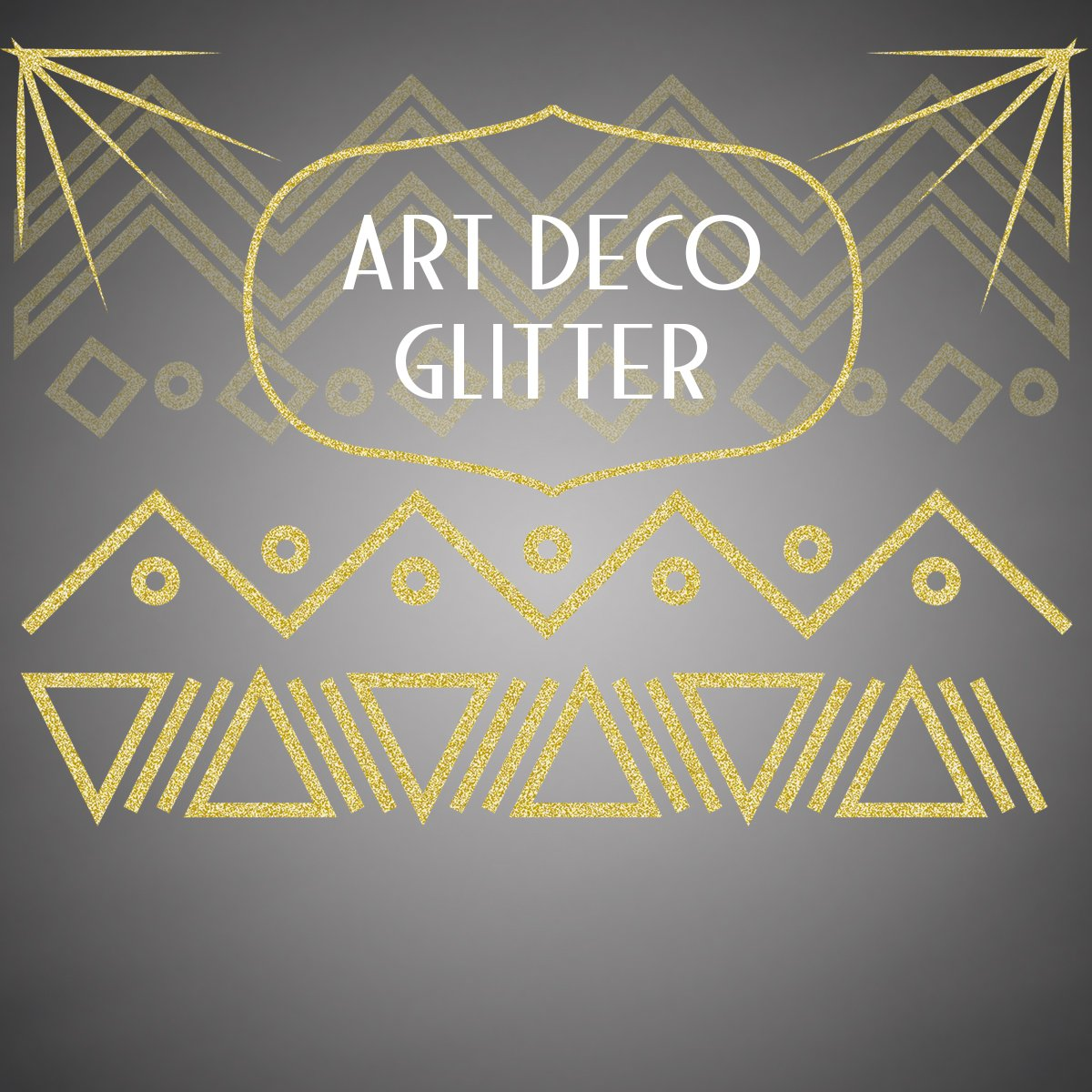 Art deco glitter patterns graphics graphics on for Deco graphic