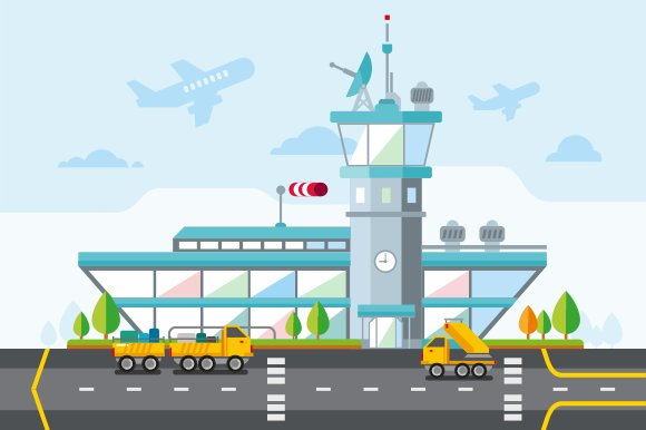 airport gate clipart - photo #32