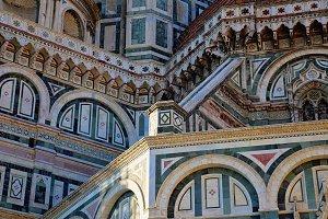 Landmark Duomo Cathedral in Florence