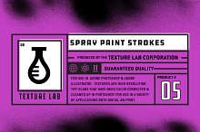 Texture Lab - Spray Paint Strokes by  in Textures