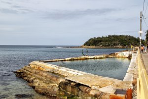 Tidal Swimming Pool