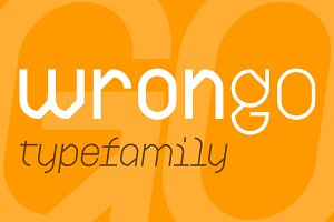Wrongo 4F (Family)