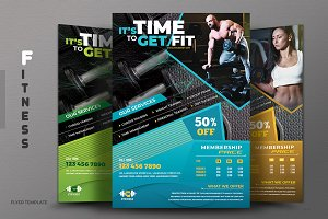 Gym | Fitness Flyer