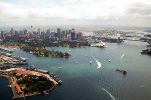 Aerial Photography Sydney