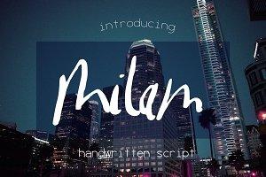 Milam Font