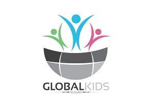 Global Kids Logo