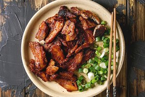 BBQ Pork Belly