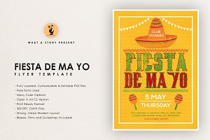 Fiesta Cinca De Maa yo