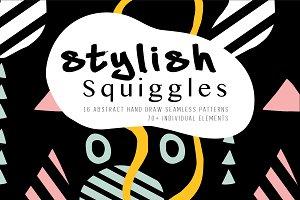 Stylish Squiggles