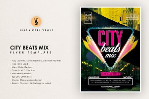 City Beats Mix