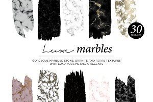 Luxe Marbles Textures