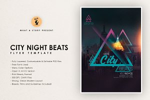 City Night Beats