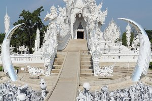 Snow-white palace-museum