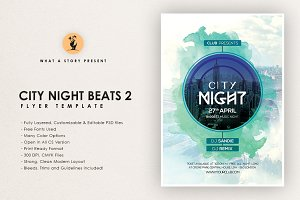 City Night Beats 2