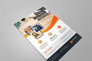 Corporate Busniess Flyer Template