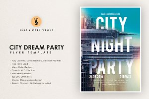 City Dream Party