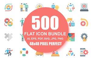 App Flat Web Icons