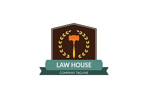 Law House Logo