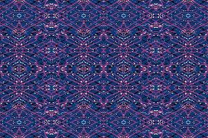 Ethnic Ornate Seamless Pattern