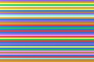 Colorful striped lines. Rainbow seamless texture background. 3d pattern illustration