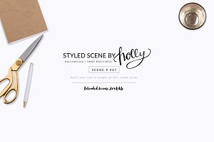 LAYERED Styled Scene #007 by Holly
