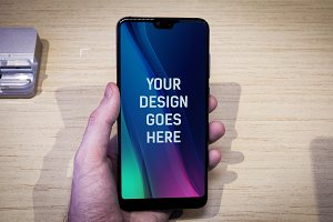 Huawei P20 Mock-up #1