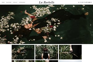 "Wordpress Theme ""La Rochelle"""