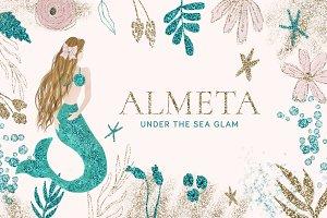 Almeta - Under The Sea Glam