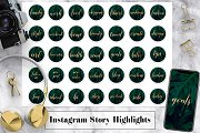 Palm Leaves Instagram Covers